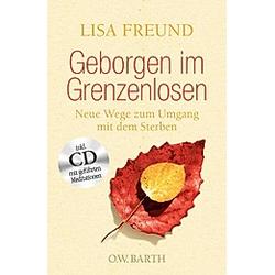 Geborgen im Grenzenlosen, m. Audio-CD