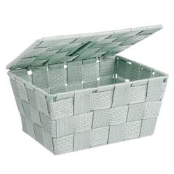 WENKO Aufbewahrungsbox 19 cm x 10 cm