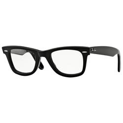 RAY BAN Brille WAYFARER RX5121 schwarz