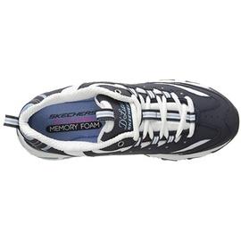 Skechers Damen D'lites Biggest Fan Sneaker, Azul (Nvw), 39 EU