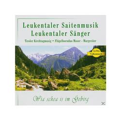 Sänger - Wia Schea Is Im Gebirg (CD)