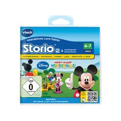 Vtech Spiel Storio 2, Disney Micky Maus Wunderhaus, vtech bunt Kinder Ab 3-5 Jahren Altersempfehlung