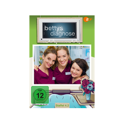 Bettys Diagnose – Staffel 4.2Bettys 4.2 DVD