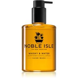 Noble Isle Whisky & Water flüssige Seife für die Hände 250 ml