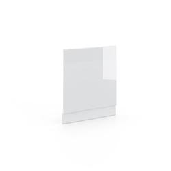 Vicco Frontblende Geschirrspülerblende 60 cm Weiß Küchenzeile Unterschrank Fame weiß