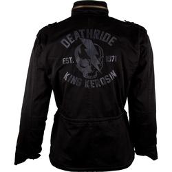 King Kerosin Army Field Jacket Deathride