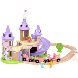 BRIO® Spielzeug-Eisenbahn Disney Princess Traumschloss Set