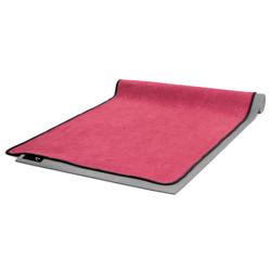YOGISTAR.COM Damen Yogatuch Yogitowel rot, Größe 1, 3681494