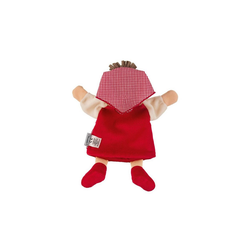 Sterntaler® Handpuppe Kinder Handpuppe Gretel Handpuppen bunt