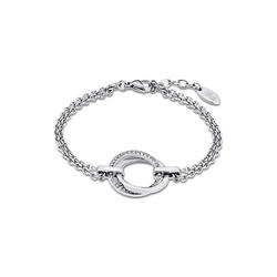 Lotus Style Edelstahlarmband JLS1780-2-1 Lotus Style Armband silber LS1780-2/1 (Armbänder), Armbänder für Damen Edelstahl (Stainless Steel)
