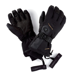 Thermic - Ultra Heat Gloves Men Black - Skihandschuhe - Größe: 8