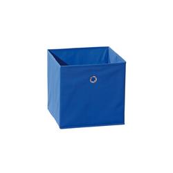 ebuy24 Aufbewahrungsbox Wase Aufbewahrungsbox blau.
