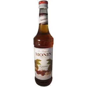 Monin Sirup Kastanie, 0.7L