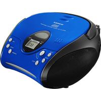 Lenco SCD-24 blau