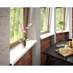 Baukulit VOX Fensterbank, LxT: 150x25 cm, weiß Heimwerken Garten Fensterbank