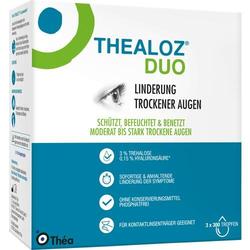 THEALOZ Duo Augentropfen 30 ml