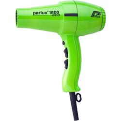 Parlux Haartrockner Parlux 1800 Eco, 1400 W, Niedriger Energieverbrauch grün