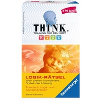 Ravensburger Think Kids Logik-Rätsel