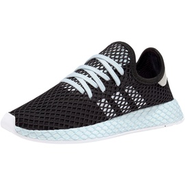 adidas Deerupt Runner core black/cloud white/blue tint 38 2/3