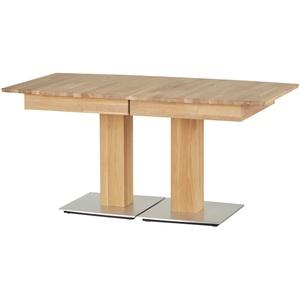 Woodford Säulentisch ausziehbar  Toralf ¦ holzfarben ¦ Maße (cm): B: 90 H: 77 » Möbel Kraft
