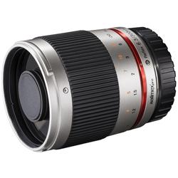 walimex pro 300mm F6,3 CSC Spiegel Sony E silber Objektiv