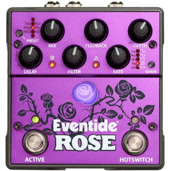 EVENTIDE Rose Delay Pedal - Delays für Gitarren