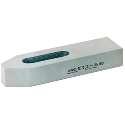 Einfache Spanneisen 26x200 mm DIN 6314
