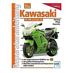 Kawasaki ZX-12 R - Buch