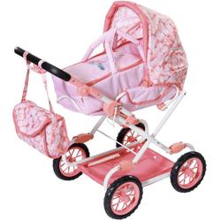 Baby Annabell Puppenwagen Active Deluxe Pram, inklusive Wickeltasche