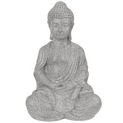 Dehner Dekoobjekt Buddha, ca. 44 x 65 x 35 cm, Leichtbeton