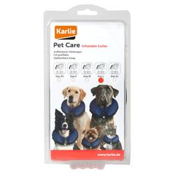 Karlie Hundeschutzkragen, aufblasbar, Größe: L