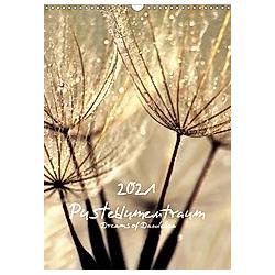 Pusteblumentraum - Dreams of Dandelion (Wandkalender 2021 DIN A3 hoch)