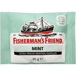 FISHERMANS FRIEND mint Pastillen 25 g
