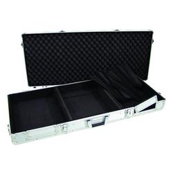 Case für DJ Equipment, 2x Tabletop CD Player, 1x12'' Mixer