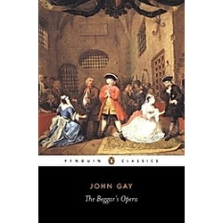 Beggar's Opera. John Gay  - Buch