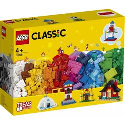 LEGO® Puzzle LEGO® Classic 11008 LEGO Bausteine - bunte Häuser, Puzzleteile