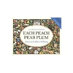 Each Peach Pear Plum. Allan Ahlberg  Janet Ahlberg  - Buch