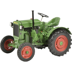 Schuco Deutz F1 M414 grün/rot 1:18 Bulldog