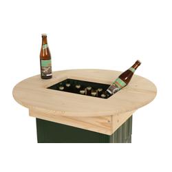 Bierkasten-Tischaufsatz (DH 69x15 cm) SIENA GARDEN