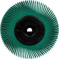 3M Radial BristleBrush BB-ZB150x12mm P50 grün TypA
