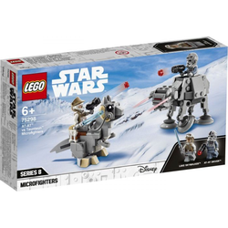 LEGO® Puzzle LEGO® Star Wars 75298 AT-AT vs Tauntaun Microfighters, Puzzleteile