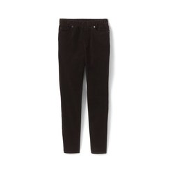 High Waist Cord-Jeggings, Damen, Größe: 36 34 Normal, Schwarz, by Lands' End, Kaffee Schwarz - 36 34 - Kaffee Schwarz