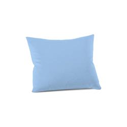 Schlafgut Kissenbezug Mako Jersey in ice, 40 x 40 cm