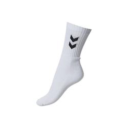 hummel Sportsocken Socken Basic 3er Pack weiß 8 (32-35)