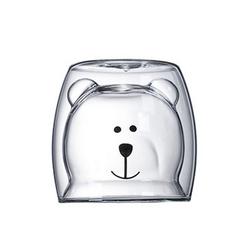 Gotui Thermoglas, Thermoglas, Glasbecher Hot Beverages Becher aus Glas Thermogläser Hot&Cold Beverages