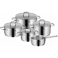WMF Inspiration Topf-Set 5-tlg. 3 x Fleischtopf + Bratentopf + Stielkasserolle
