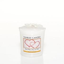 Yankee Candle Snow in Love 49 g Duftkerze Sampler