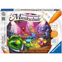 Ravensburger tiptoi Die monsterstarke Musikschule