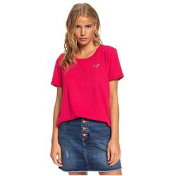 Roxy T-Shirt Oceanholic rosa XS