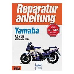 Yamaha FZ 750 - Buch